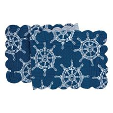 C&F Home Maritime Table Runner