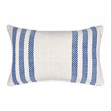 C&F Home Navy Broad Stripe Pillow