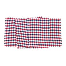C&F Home Picnic Plaid Table Runner
