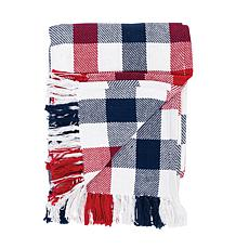C&F Home Picnic Plaid Throw