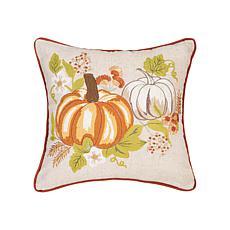 C&F Home Pumpkins Pillow