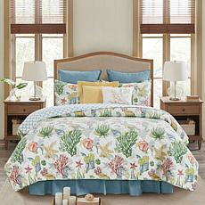 C&F Home Shellwood Sound Quilt Set - Twin