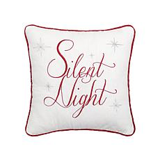 C&F Home Silent Night Pillow