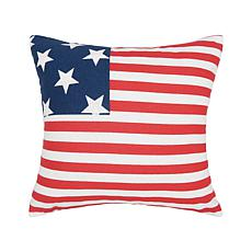 C&F Home Stars and Stripes Pillow