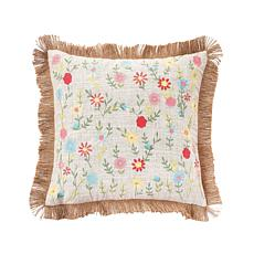C&F Home Wildflower Pillow