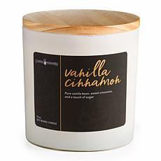 Candle Warmers Vanilla Cinnamon Soy Wax Holiday Candle 15 oz.