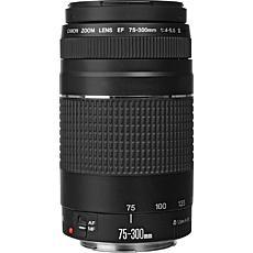 Canon Ef 75-300mm F4-5.6 Iii Af Lens