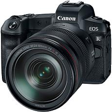 Canon EOS R Mirrorless Digital Camera w/RF 24-105 IS USM Lens
