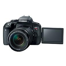 Canon EOS Rebel T7i 24.2MP Digital SLR Camera with EF-S 18-135mm Lens