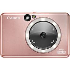 Canon IVY CLIQ+2 Instant Camera Printer - Rose Gold