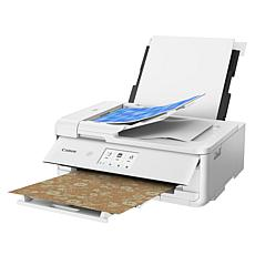 Canon PIXMA TS9521C Crafting All-In-One Printer with Software