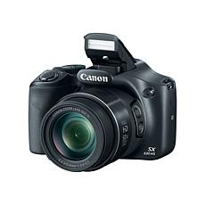 Canon PowerShot 16MP FHD 50X Zoom Camera Bundle