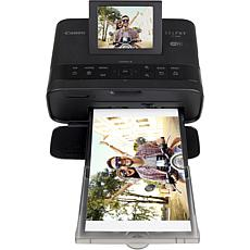 Canon Selphy CP1300 Wireless Photo Printer - Black
