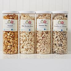 Capital Corn Gourmet Popcorn 4-pack - Sweet