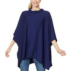 Carlos by Carlos Santana Convertible Face Cover Poncho