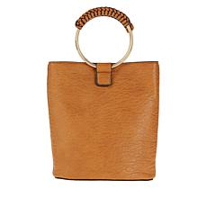 Carlos by Carlos Santana Ring Bucket Bag