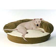 Carolina Pet Company Medium Ortho Sleeper Bolster Bed