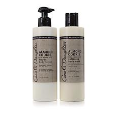 Carol's Daughter Almond Cookie Body Wash and Body Lotion Duo