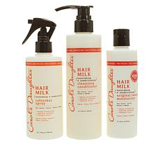 Carol's Daughter Hair Milk 3-piece Perfect Curls Collection