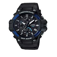 Casio Men's MCW110H-2AV Chronograph Watch