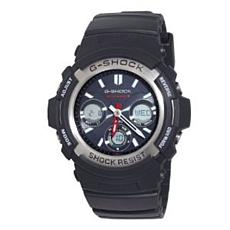 Casio Men's Solar Powered G-Shock Analog-Digital Watch