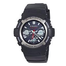 Casio Men's Solar Powered G-Shock Analog-Digital Watch