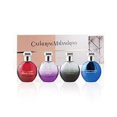 Catherine Malandrino Eau de Parfum Fragrance Collection 4-pack