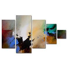 CH Studios 'Clouds Connected II' Multi-Panel Art Collec
