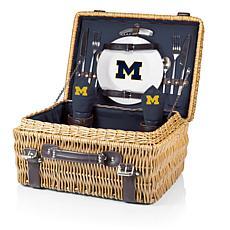Champion Picnic Basket - University of Michigan