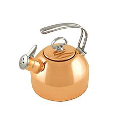 Chantal Classic 1.8-Quart Coppertone Tea Kettle