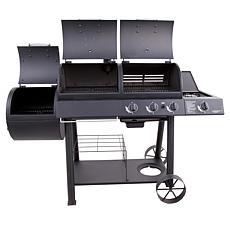 Char-Broil Oklahoma Joe's Longhorn Combo Charcoal/Gas Smoker & Grill