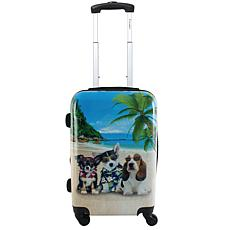 Chariot 20-inch Hardside Carry On Luggage - Kona