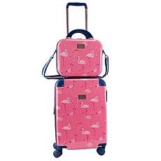 Chariot Park Avenue 20-inch Carry On and Beauty Case