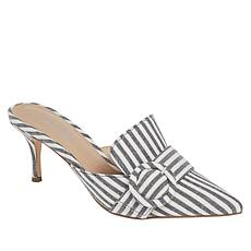 Charles by Charles David Acupulco Linen Mule