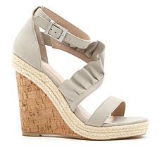 Charles by Charles David Brooke Platform Wedge Sandal