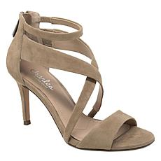 Charles By Charles David Harrison Suede Heeled Sandal