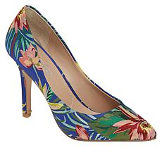Charles by Charles David Maxx Pointed Toe Fabric Pump