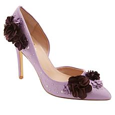 Charles by Charles David Poloma Floral Embellished Pump