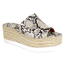 Charles By Charles David Sporty Platform Slide Sandal