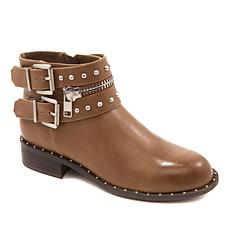 Charles by Charles David Thief Buckled Moto Bootie