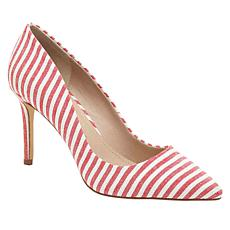 040945ef5 Charles by Charles David Vicky Striped Linen Pump