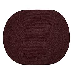 "Chenille Reversible Braided Rug - 24"" x 72"""