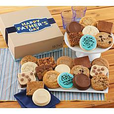 Cheryl's Fathers Day 24-Piece Cookie & Brownie Gift