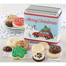 Cheryl's Merry Christmas Treats Tin