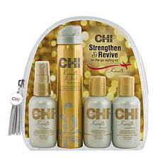 CHI On the Go Styling Kit Strengthen and Revive
