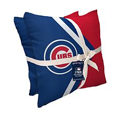 Chicago Cubs Décor Pillow 2-Pack