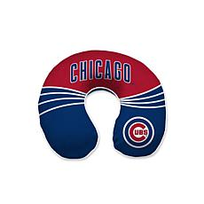 Chicago Cubs Memory Foam U-Neck Travel Pillow