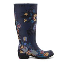 chooka Nina Floral Matte Finish Rain Boot