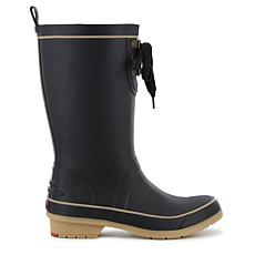 chooka® Whidbey Tie-Front Rain Boot