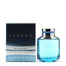 Chrome Legend Men By Azzaro 2.5 oz. Eau De Toilette Spray
